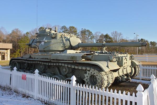 VFW Post 7404 - Carrolton, GA - M47
