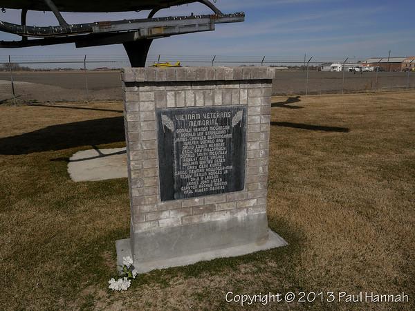 Vietnam Veterans Memorial - P1050326