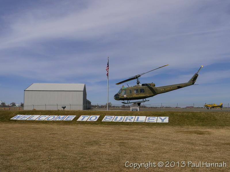Burley, ID airport - P1050364