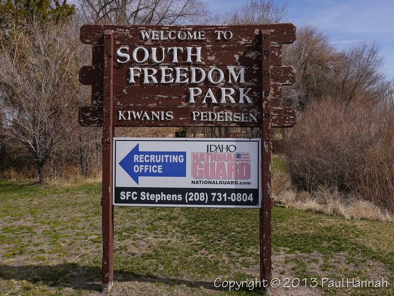 South Freedom Park - P1050365