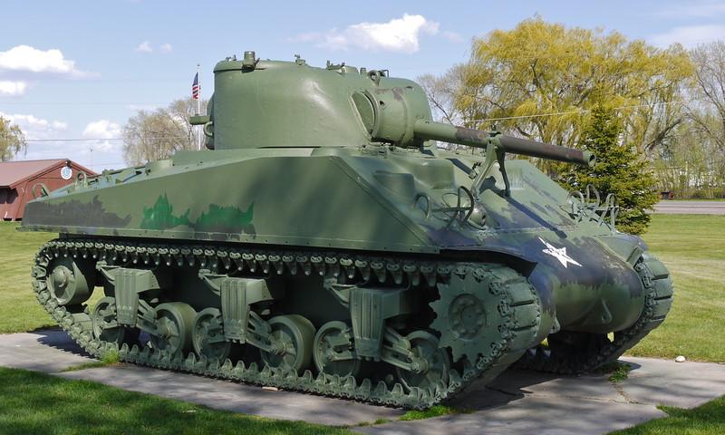 M4A3 4