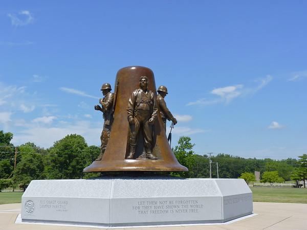 Springfield IL, War Memorials