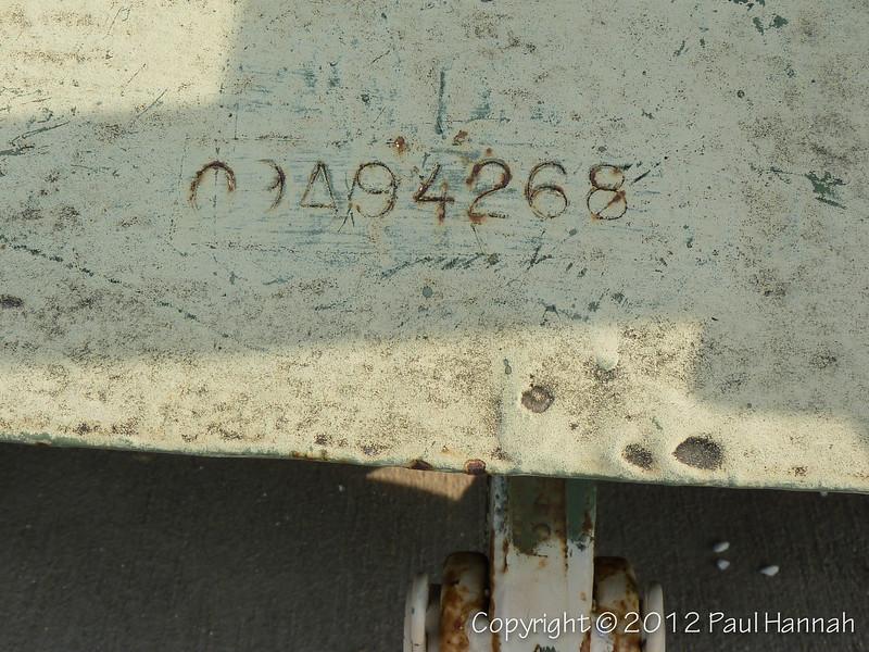 M60A3 SN 4280A, RN 09A94268 - 4 - P1100591