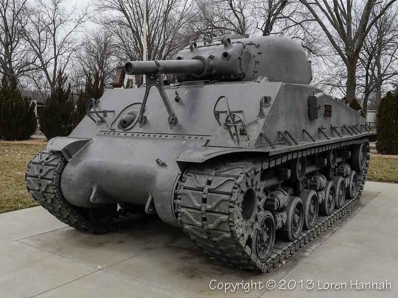 M4A3(105) - 1 - P1810052