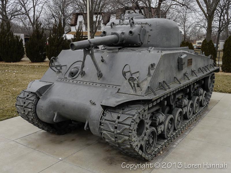M4A3(105) - 2 - P1810053