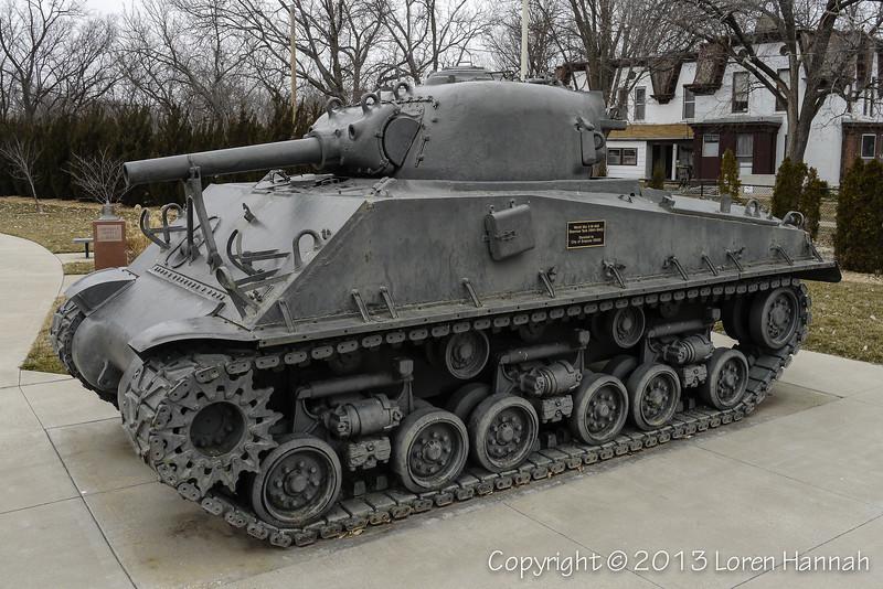 M4A3(105) - 5 - P1810056