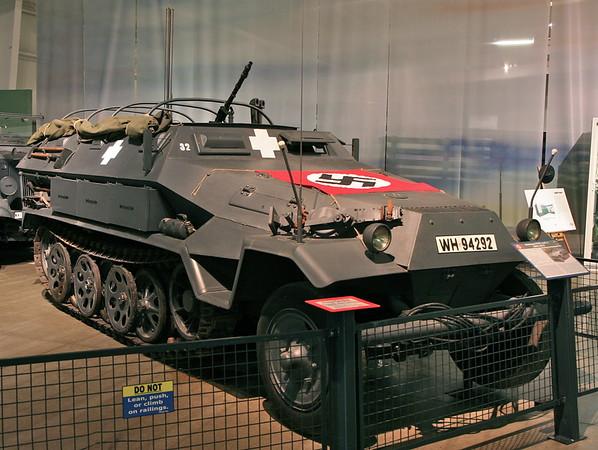 Hanomag SdKfz 251/6 Ausf A