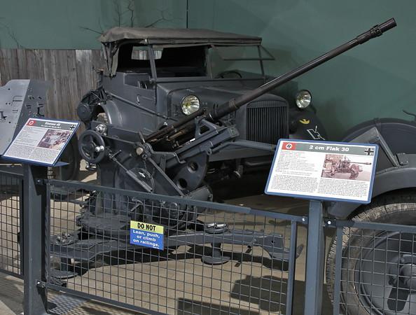 Stoewer 40 & 2cm Flak 30