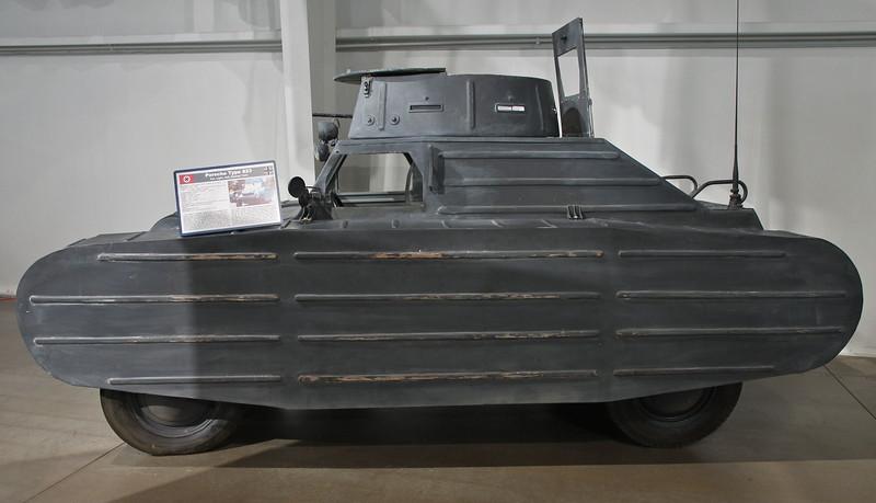 Porsche Type 823 - Dummy Tank