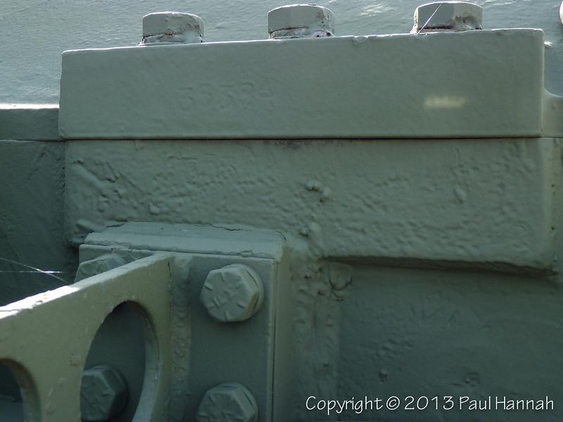 M60A3 Engine Deck - P1130800