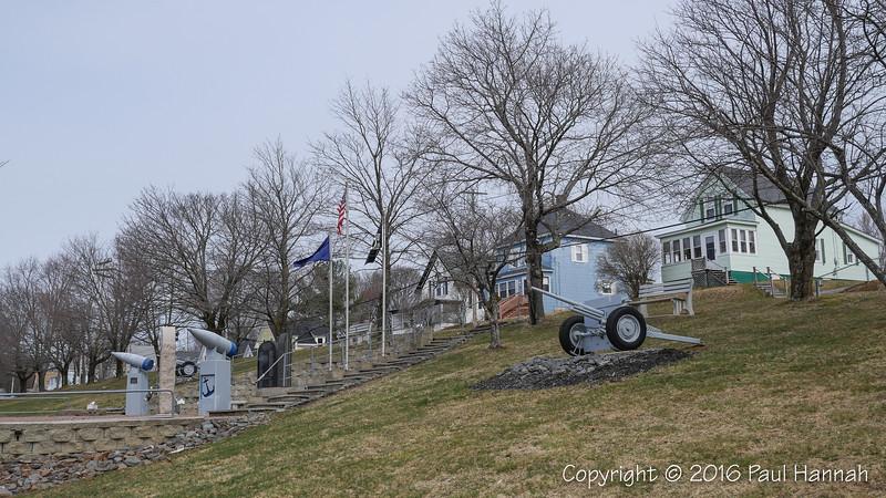 Veterans Memorial - East Millinocket, ME