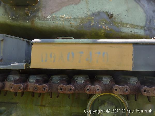 M60A3 RN 09A07470 - 1 - P1090251