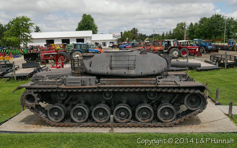 M48 w-XM66D Turret - 23 - P1040051