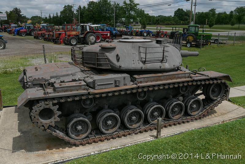 M48 w-XM66D Turret - 21 - P1040019