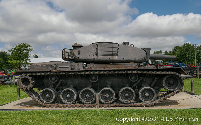M48 w-XM66D Turret - 22 - P1040050