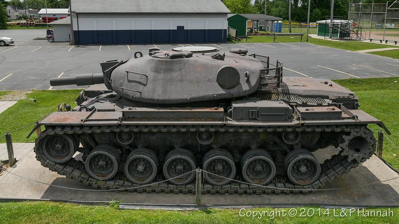 M48 w-XM66D Turret - 12 - P1040004