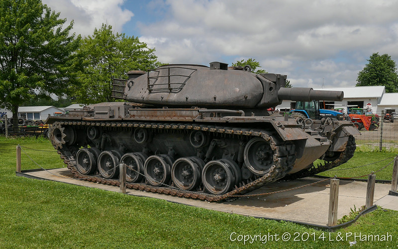 M48 w-XM66D Turret - 24 - P1040053