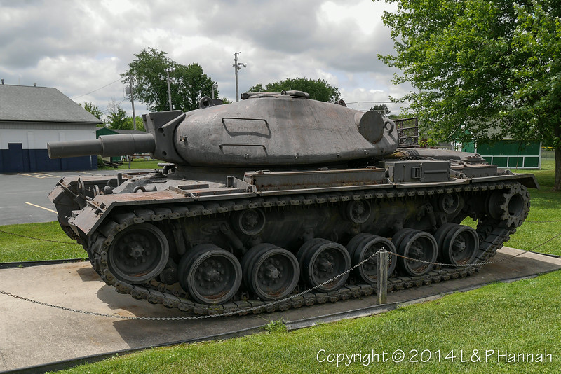 M48 w-XM66D Turret - 9 - P1040001