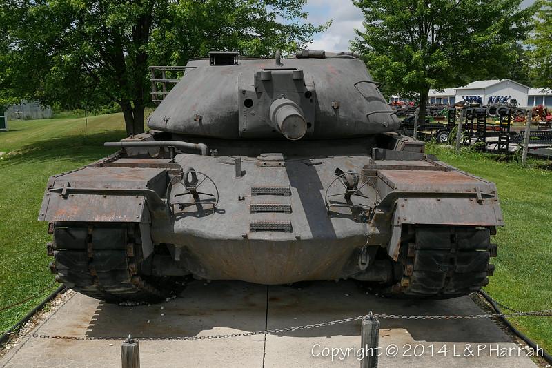 M48 w-XM66D Turret - 5 - P1030994