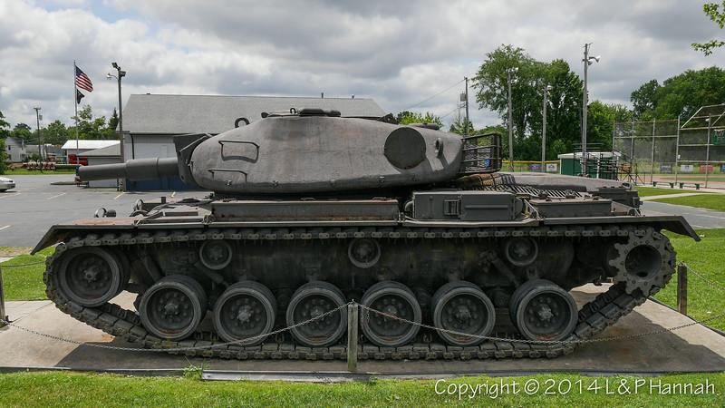 M48 w-XM66D Turret - 11 - P1040005