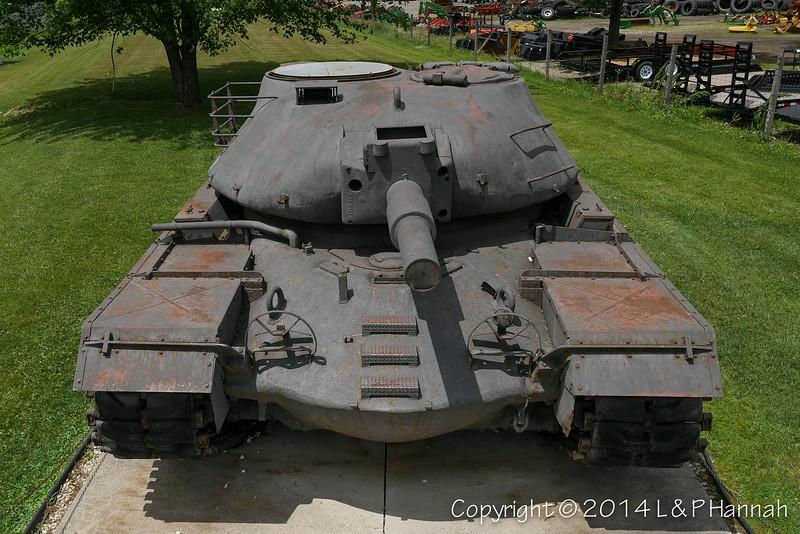 M48 w-XM66D Turret - 6 - P1030995