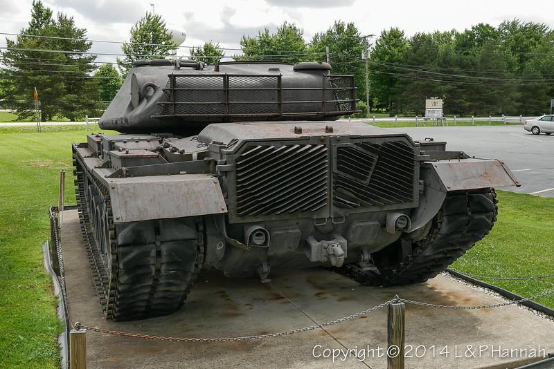 M48 w-XM66D Turret - 15 - P1040010