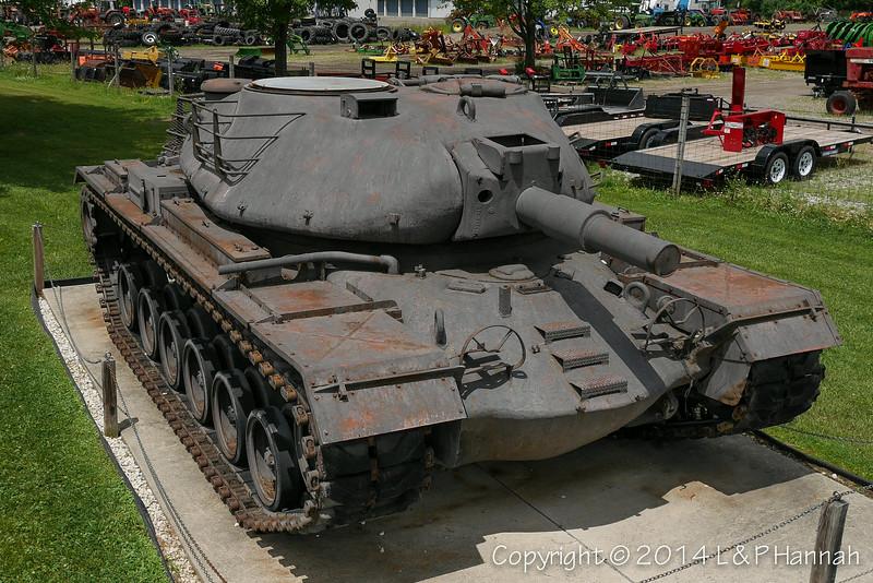 M48 w-XM66D Turret - 4 - P1030993