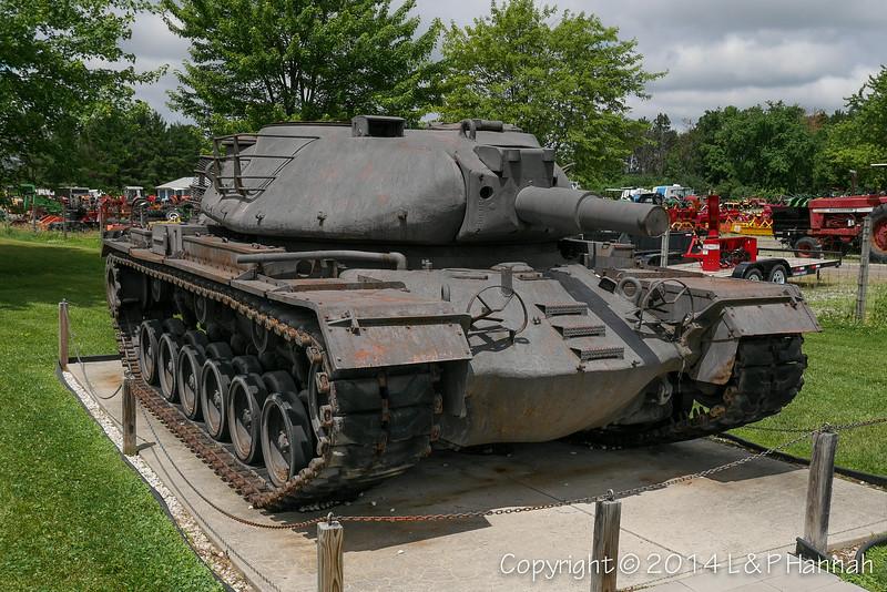 M48 w-XM66D Turret - 3 - P1030992