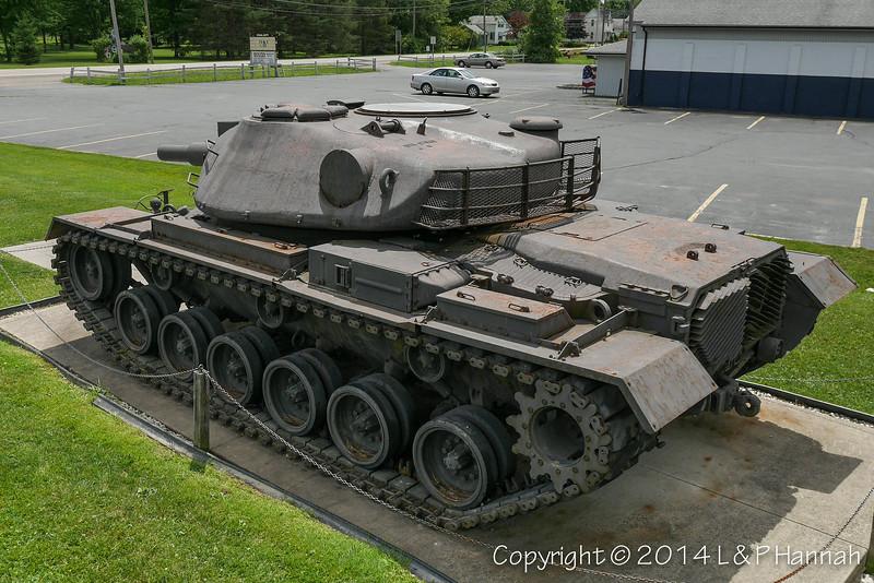 M48 w-XM66D Turret - 14 - P1040007