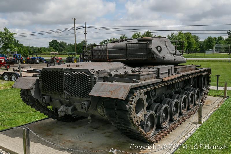 M48 w-XM66D Turret - 18 - P1040014