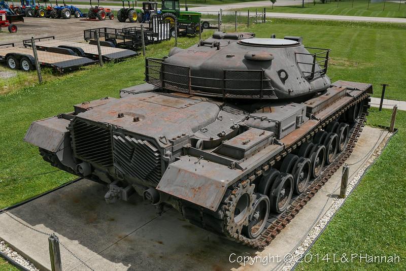 M48 w-XM66D Turret - 19 - P1040018