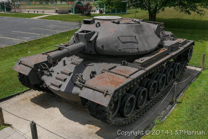 M48 w-XM66D Turret - 8 - P1030999