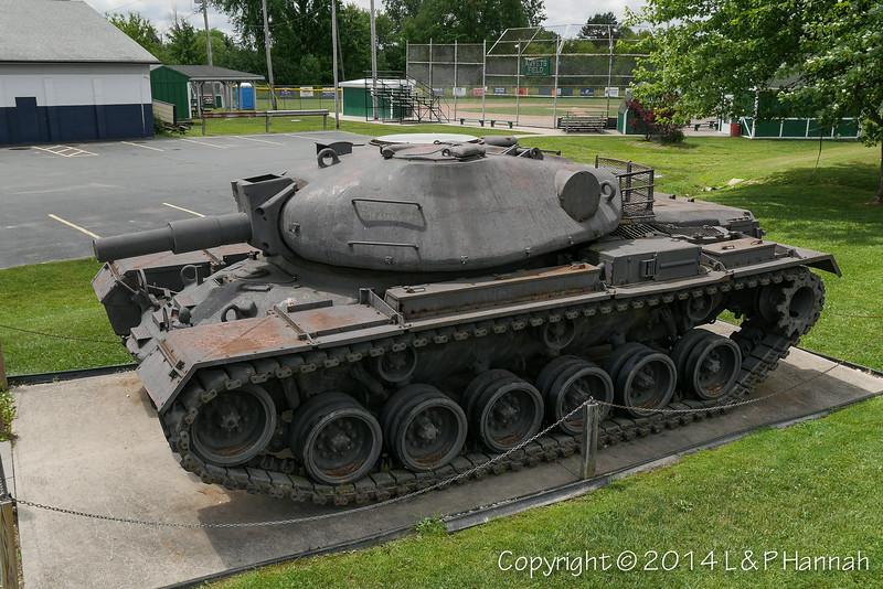 M48 w-XM66D Turret - 10 - P1040002
