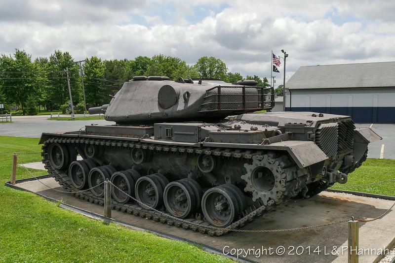 M48 w-XM66D Turret - 13 - P1040006