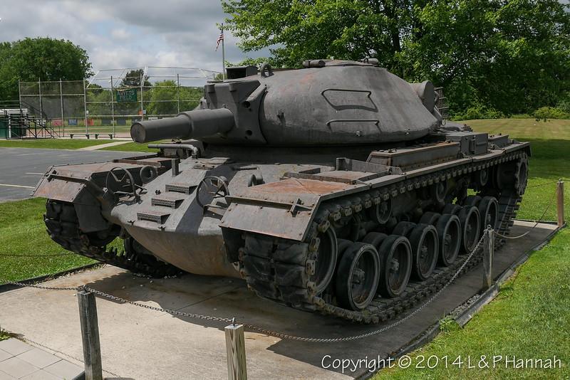 M48 w-XM66D Turret - 7 - P1030996