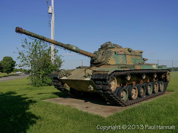 VFW Post 1527 - Portage, MI - M60A0