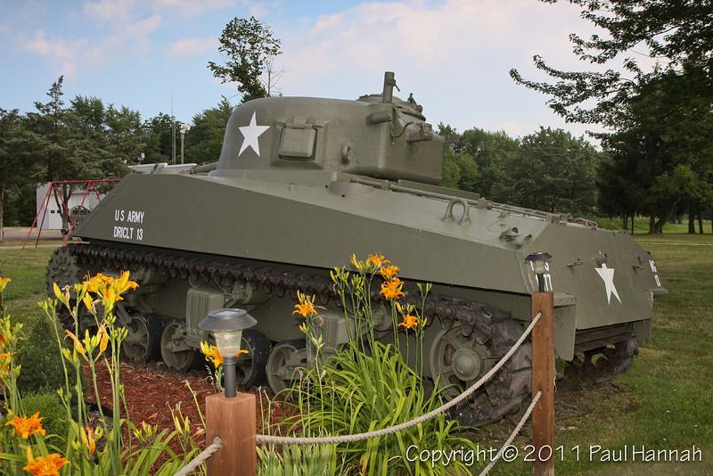 M4A3 -17