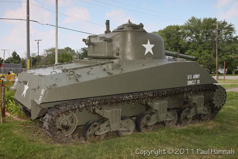 M4A3 -8