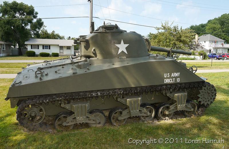 M4A3 -7