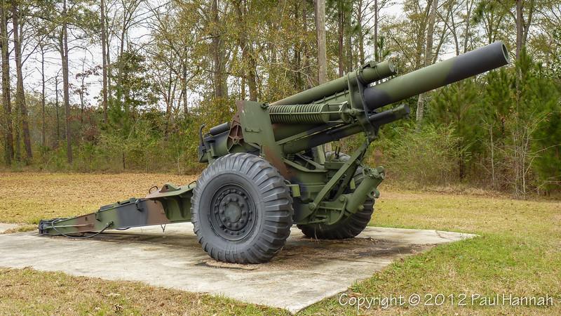 M114A2 155mm Howitzer #4753 - 1 - P1060103