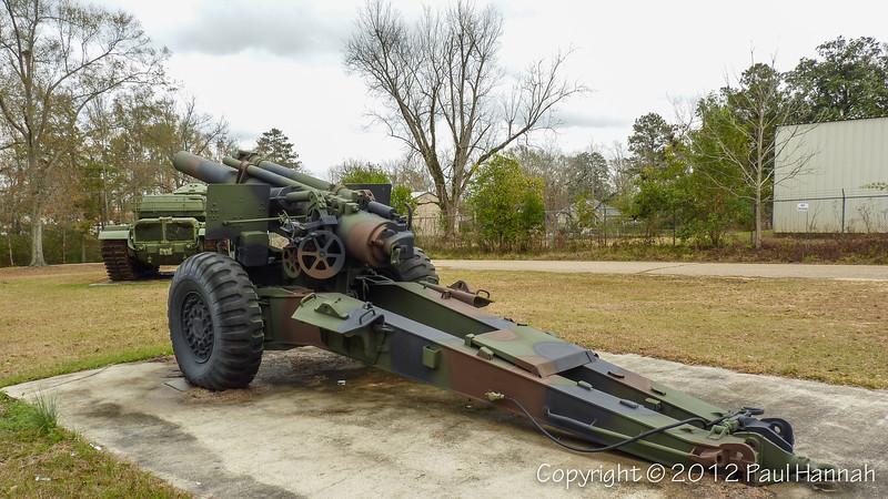 M114A2 155mm Howitzer #4753 - 4 - P1060107