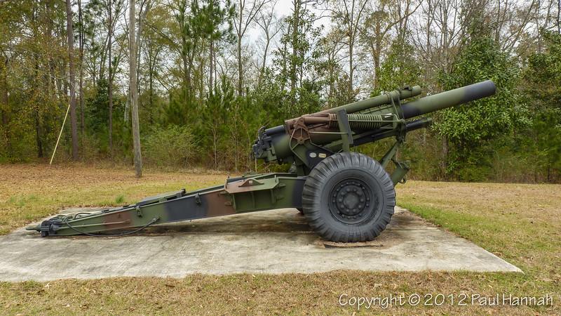 M114A2 155mm Howitzer #4753 - 2 - P1060104