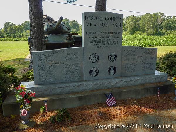 VFW Post 7531 Memorial - 1 - P1040634