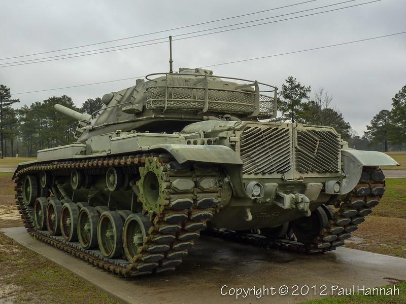 M60A3 SN4366A -10