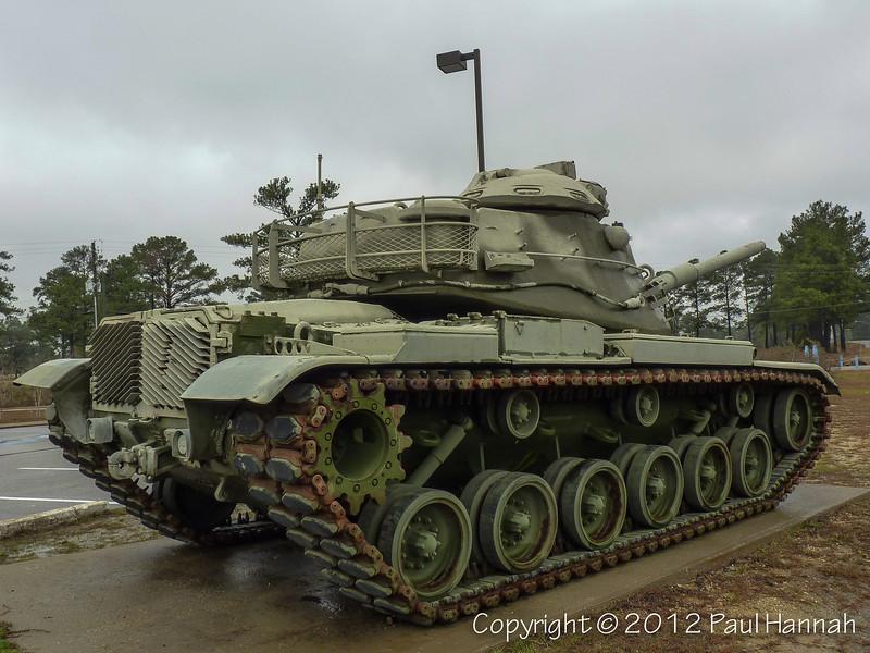 M60A3 SN4366A -8