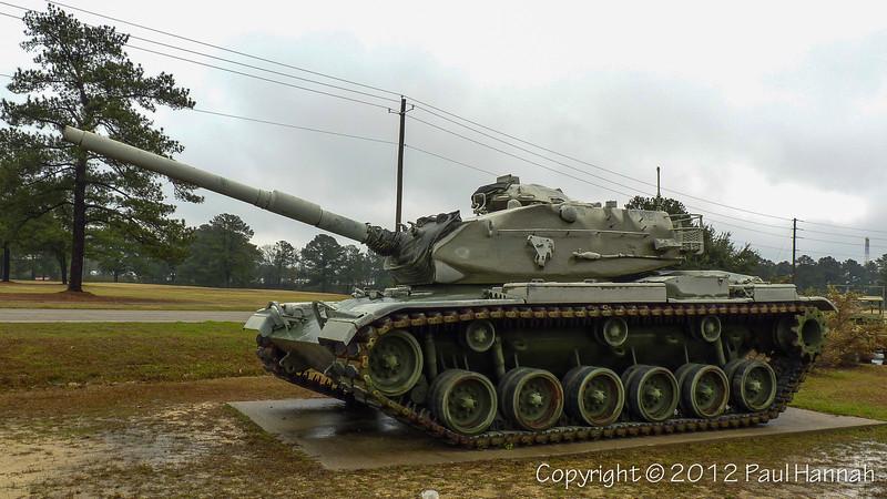 M60A3 SN4366A -1