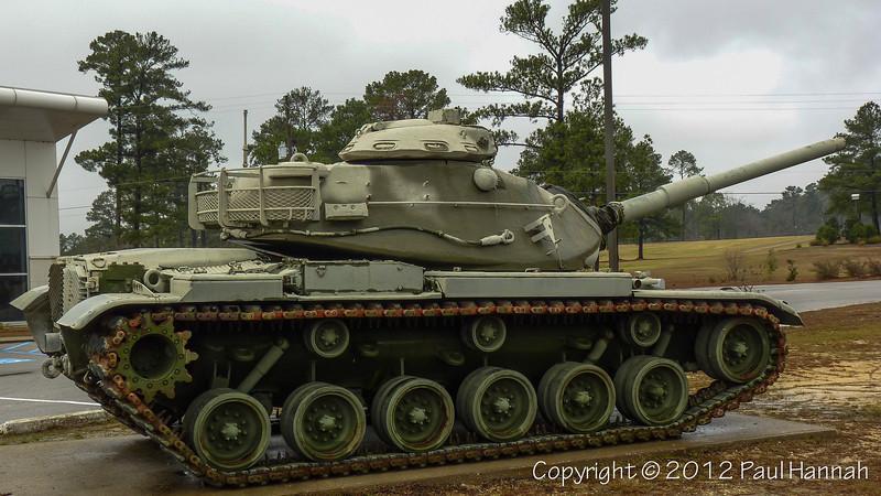 M60A3 SN4366A -7