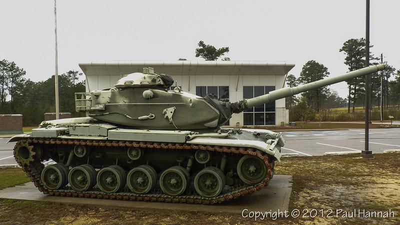 M60A3 SN4366A -6