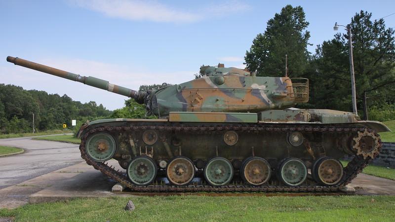 VFW Post #2025 - Rolla, MO M60A3