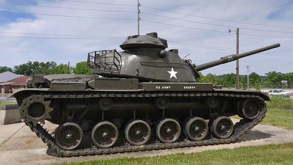 VFW Post #5331 - Cedar Hill, MO - M60